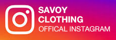 Savoy Clothing Official instagram